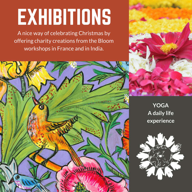 Bloom Exhibitions Christmas 2017