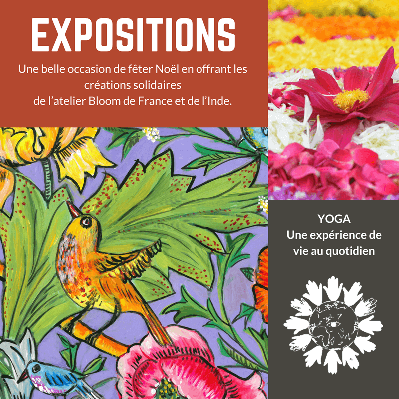 Bloom Expositions Noël 2017